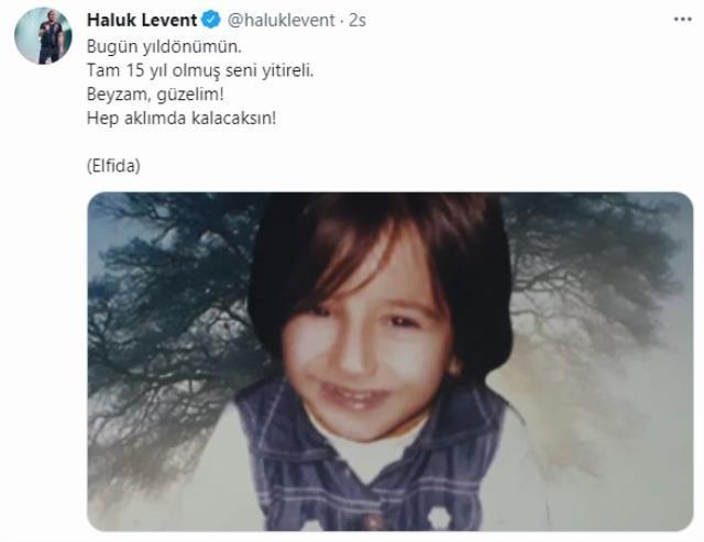 Haluk Levent'ten duygu dolu 'Elfida' paylaşımı! Hikayeyi okuyanlar gözyaşlarını tutamadı