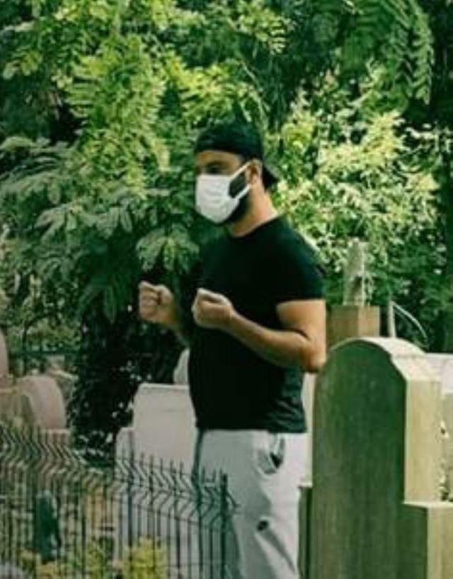 Koronavirüs nedeniyle kardeşini kaybeden Alişan'ın son hali yürekleri paramparça etti