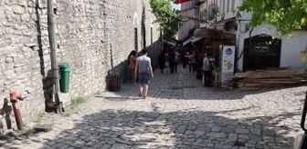 Kocaeli: Safranbolu'da ziyaretçi yoğunluğu