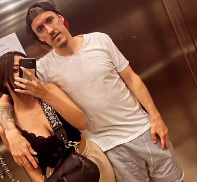 Futbolcu Max Kruse'nin Kürtçe evlilik teklifi ettiği Dilara Mardine'nin pozları gündem oldu