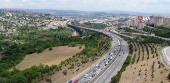 Yatırım: Kocaeli'den 9 günlük Kurban Bayramı tatilinde 4 milyon araç geçti