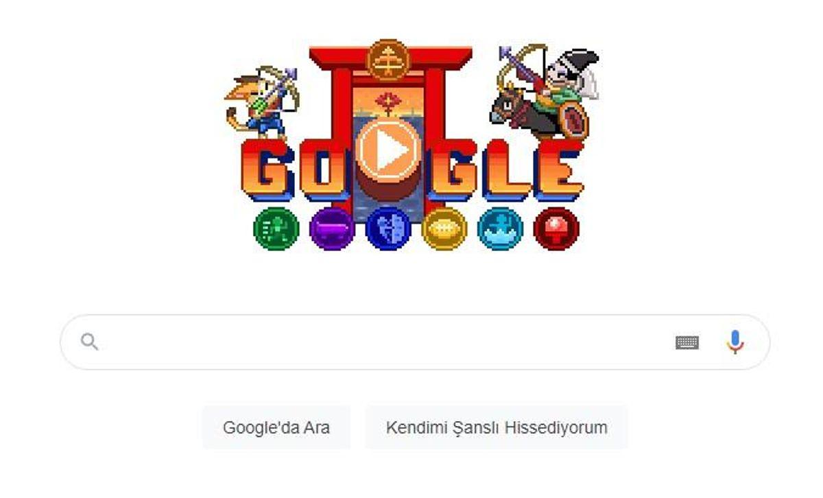 Şampiyon Adası Doodle nedir, hangi oyunlar var, nasıl oynanır? Google 2020 Tokyo Olimpiyatlarına özel Doodle'ında ne oyunları bulunuyor?