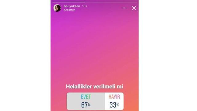 Türkiye'nin konuştuğu Büyükşen cinayetinde, sağ kurtulan kızları Büşra'nın yaptığı'Hellalik' anketi görenleri şaşırttı
