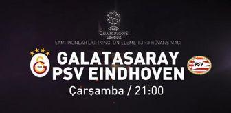 Yalçın Ayhan: Galatasaray–PSV Eindhoven maçı çarşamba 21.00'de d-smart ve d-smart go'da yayınlanacak