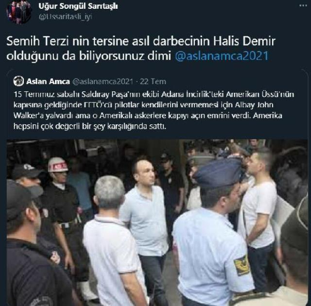 Ömer Halisdemir'e 'darbeci' diyen İYİ Partili yönetici Songül Sarıtaşlı istifa etti