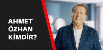 Ahmet Özhan: Ahmet Özhan kimdir? Ahmet Özhan kaç yaşında, aslen nerelidir?