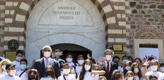 Mehmet Nuri Ersoy: Anadolu Medeniyetleri Müzesinde 'Telafide Ben de Varım' etkinliği düzenlendi