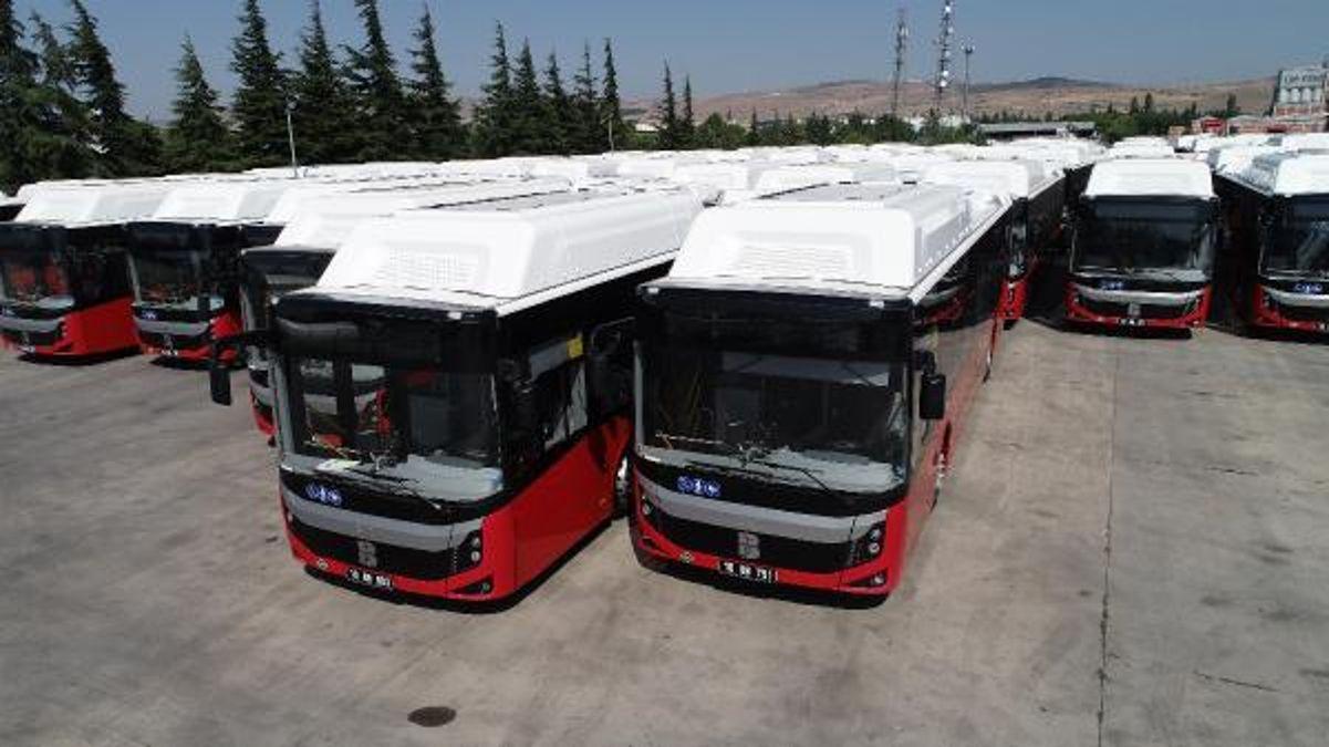 Balıkesir'de çevreci otobüsler yollara çıkıyor