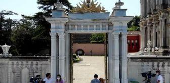 Sultan Abdülaziz: (DRONE) Beylerbeyi Sarayı'nın 113 metrelik rıhtımı ziyarete açıldı