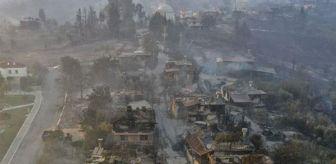 Mehmet Nuri Ersoy: Felaketin boyutu gün ağarınca ortaya çıktı! Manavgat'taki yangından yürek burkan kareler