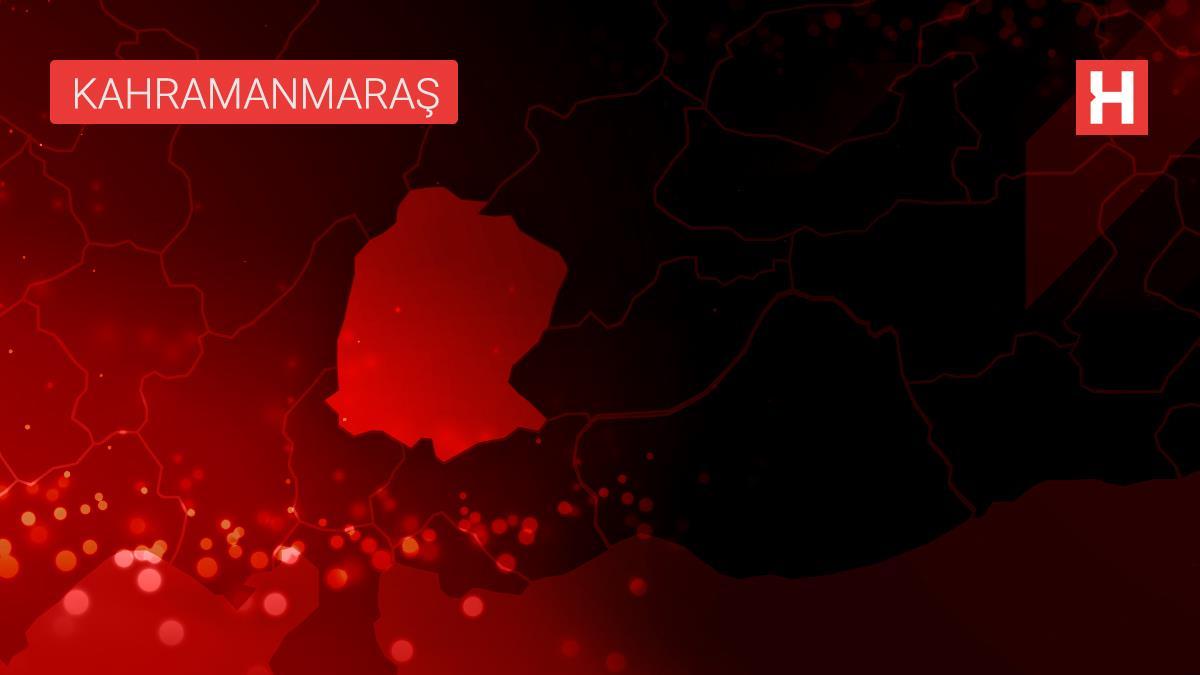 Kahramanmaraş'ta uyuşturucu operasyonunda yakalanan zanlı tutuklandı
