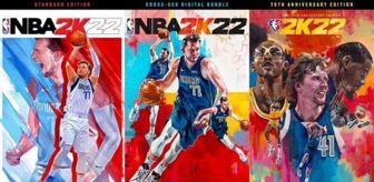 Dirk Nowitzki: NBA 2K22 Fragmanı: yeni özellikler, ekran görüntüleri ve daha fazlası sizlerle!