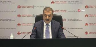 İhracat: TCMB Başkanı Kavcıoğlu: '2021 yılsonu enflasyon tahminini yüzde 12.2'den yüzde 14.1'e yükselttik'