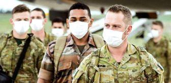 Özgürlük: Avustralya'da Covid kapatma önlemlerini uygulatmak için asker devreye girdi