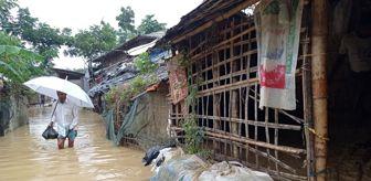 Müslüman: Son dakika... Bangladeş'teki sel felaketinde can kaybı 20'ye yükseldi