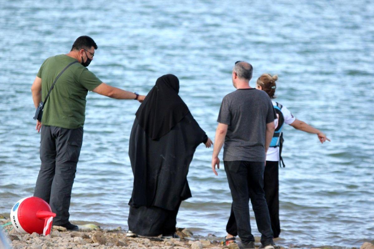 Son dakika haber | Baraj gölünde kaybolan 3 kişiyi arama çalışmaları devam ediyor