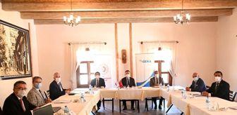 Ticaret: GEKA 141'nci yönetim kurulu toplantısı Aydın'da yaptı