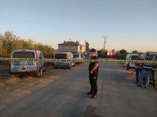 Konya'daki aile katliamının nedeninin 10 yıl önce yaşanan kavga olduğu ortaya çıktı