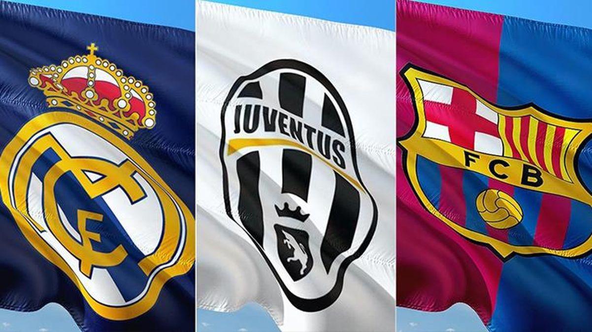 Mahkemeden Real Madrid, Barcelona ve Juventus'u sevindiren haber! UEFA'nın aldığı ceza kararları iptal edildi