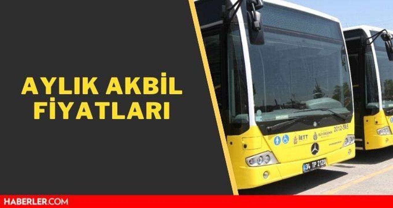 Öğrenci akbili ne kadar? 2021 İstanbul kart mavi kart fiyatları! Öğrenci kartına zam mı geldi? Aylık akbil ne kadar?