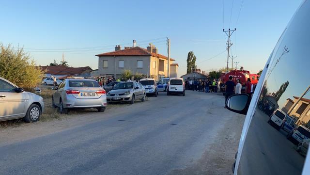 Son Dakika: Konya'da bir eve düzenlenen silahlı saldırıda 7 kişi öldürüldü, evleri ateşe verildi