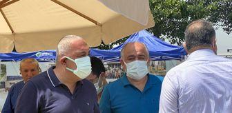 Hasan Akgün: CHP eski milletvekili Mehmet Ali Özpolat son yolculuğuna uğurlandı
