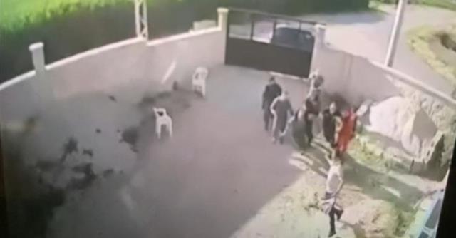 Konya'da aynı aileden 7 kişinin öldürüldüğü katliamın görüntüleri ortaya çıktı
