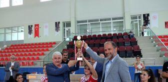 Bedensel Engelliler: Tekerlekli Sandalye Basketbol Kadınlar Türkiye Şampiyonası İskenderun'da yapıldı