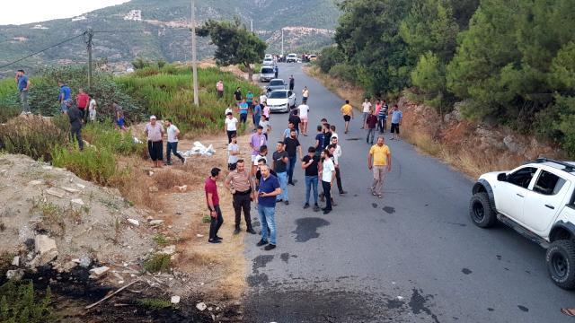 Alanya'yı küle çevireceklerdi! Gece boyu nöbet tutan gençlerin dikkati felaketi önledi, polis iki aracın peşinde