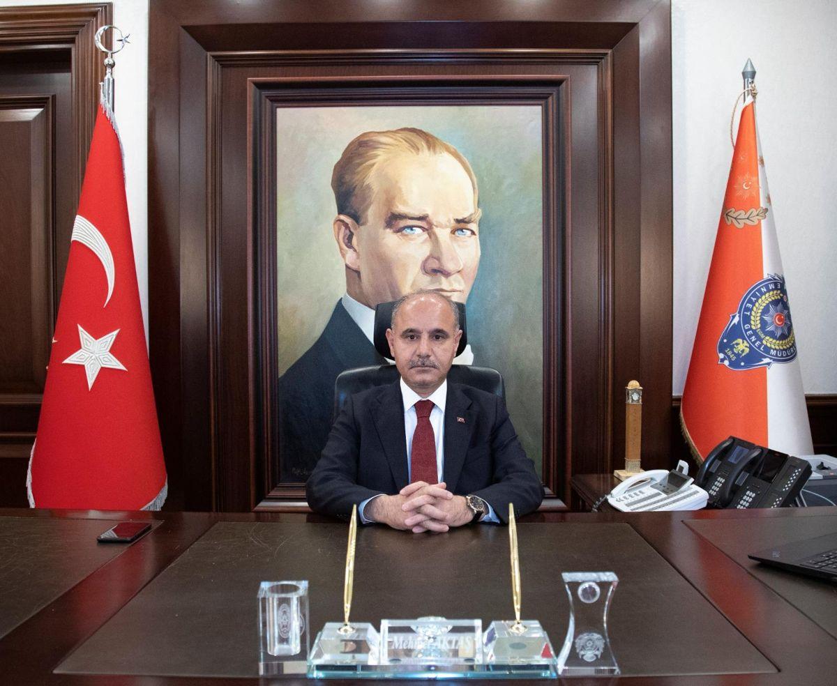 Emniyet Genel Müdürü kim? Emniyet Genel Müdürü Mehmet Aktaş kimdir? Mehmet Aktaş ne zaman Emniyet Genel Müdürü oldu?