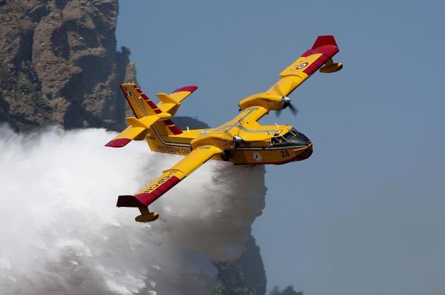 Türkiye, yangınlara karşı AB'den yardım talep etti! 3 uçak yolluyorlar
