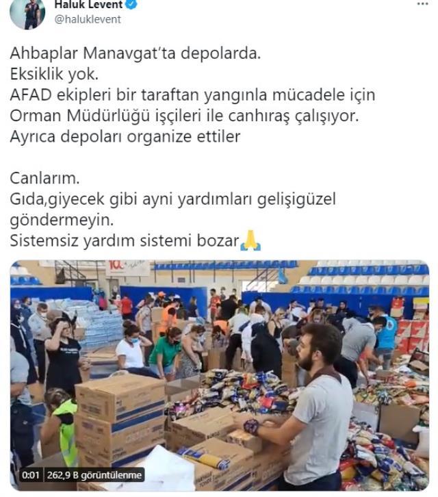Afet bölgesine giden Haluk Levent, yardım konusunda uyardı: Sistemsiz yardım sistemi çökertiyor