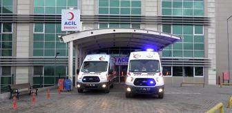 Kırıkkale: Son dakika... Kırıkkale'de silahlı kavga: 1 yaralı