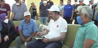 Sena Nur Çelik: Son dakika haber! Bakan Kurum, Manavgat'ta yangından etkilenen vatandaşları ziyaret etti