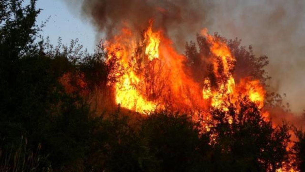 Datça yangın söndürüldü mü? Datça yangın mı çıktı, yangın devam ediyor mu? Datça yangını son durum!