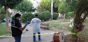 Karabağlar: İzmir'de parktaki cinayette 1 tutuklama
