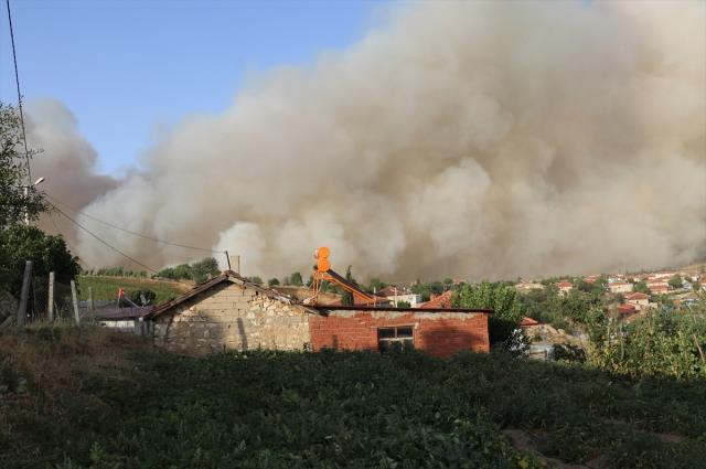 Antalya ve Muğla başta olmak üzere 5 ilimizde alevlerle mücadele devam ederken Hatay'da da yangın başladı