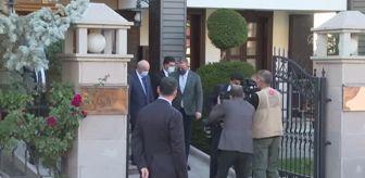 Recep Tayyip Erdoğan: Cumhurbaşkanı Erdoğan, MHP Genel Başkanı Bahçeli ile görüştü (2)