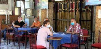 Murat Ağaoğlu: Aşısızların kahveye alınmaması uygulaması başkentte başladı