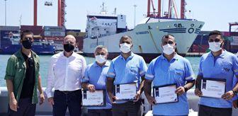 Osman Can: Son dakika haberi: Denizi kirleten gemiyi telefonla kaydettiler: MIP'ın verdiği ödülü yangın bölgesine bağışladılar
