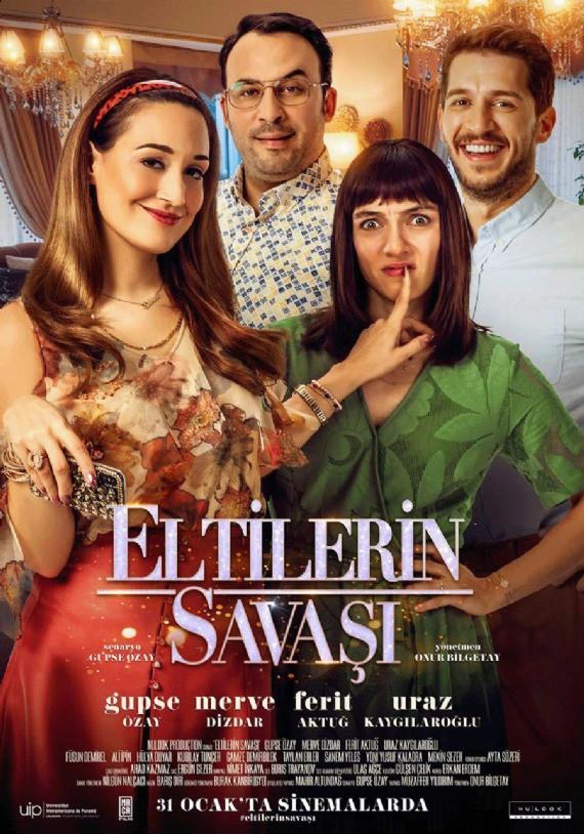 Eltilerin Savaşı filmi oyuncuları kimler? Eltilerin Savaşı konusu nedir? Eltilerin Savaşı nerede çekildi?