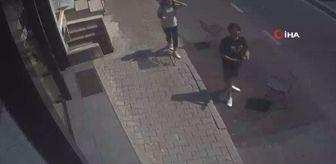 Kağıthane: Son dakika haberi! İstanbul'da görünmez kaza kamerada