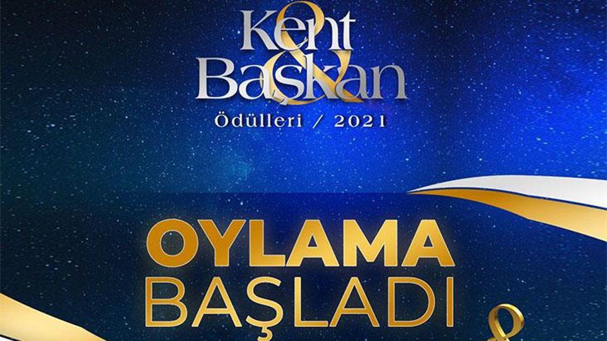 Kent & Başkan ödülleri için oylama başladı! Türkiye, en önemli projelere imza atan belediye başkanını seçecek