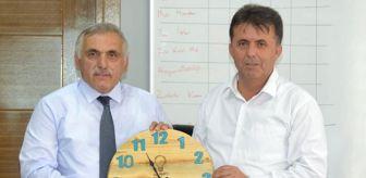 Ali İnci: Türkeli'de ilçe belediye başkanları toplantısı yapıldı