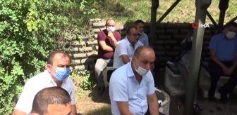 Şemsi Denizer: GMİS Eski Genel Başkanı Şemsi Denizer, mezarı başında anıldı