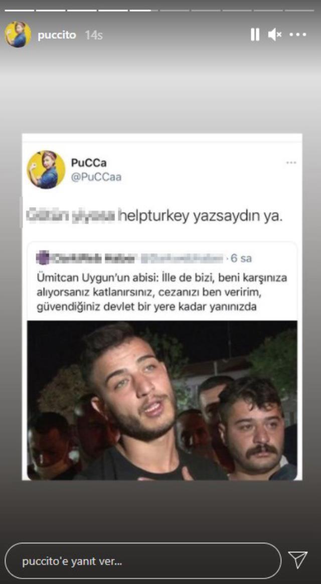 Fenomen Pucca ile Ümitcan Uygun'un abisi birbirine girdi! tehdit ve hakaretler havada uçuştu