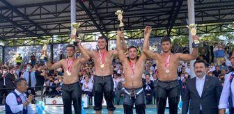 Ali Gürbüz: Alaplılı Güreşçiler, Balıkesir'de kürsüye çıktı