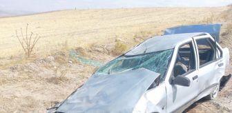 Necmettin Yılmaz: Kahramanmaraş'ta devrilen otomobilin sürücüsü öldü