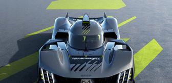 Le Mans: Peugeot 9X8 Le Mans Hypercar piste hazır