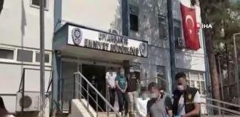Diyarbakır Emniyet Müdürlüğü: Diyarbakır merkezli 6 ilde dev dolandırıcılık operasyonu